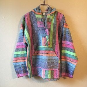 Baja Mexican hoodie sweater Mr. Molina